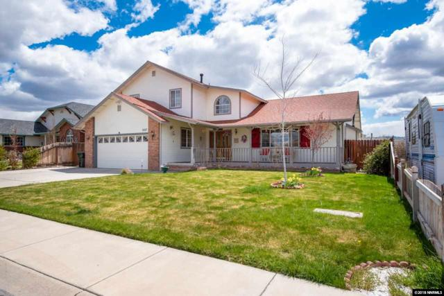 1447 Patricia Drive, Gardnerville, NV 89460 (MLS #180005074) :: The Matt Carter Group | RE/MAX Realty Affiliates