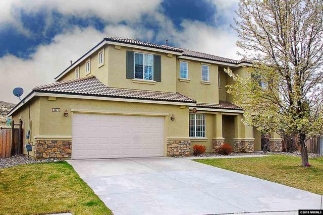 3671 Hawkings Court, Sparks, NV 89436 (MLS #180005083) :: Ferrari-Lund Real Estate