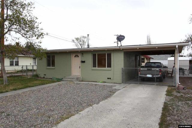 116 E Bridge Street, Yerington, NV 89447 (MLS #180005097) :: Marshall Realty