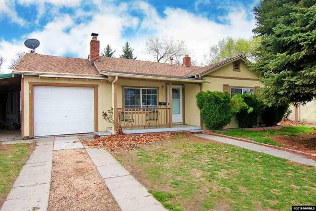 317 H Street, Sparks, NV 89431 (MLS #180005101) :: Marshall Realty