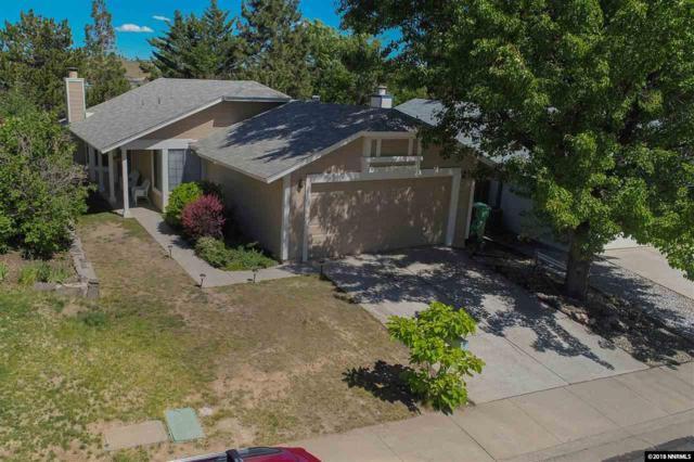 1216 Canyon Creek Road, Reno, NV 89523 (MLS #180005108) :: The Mike Wood Team