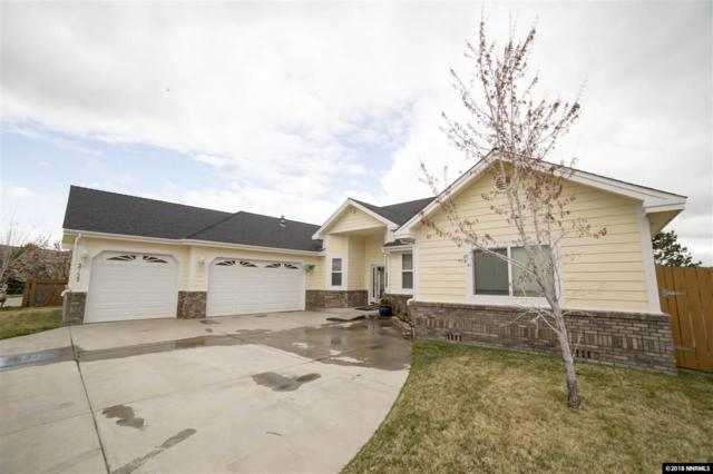 2753 Christmas Tree Drive, Carson City, NV 89703 (MLS #180005115) :: Joseph Wieczorek | Dickson Realty