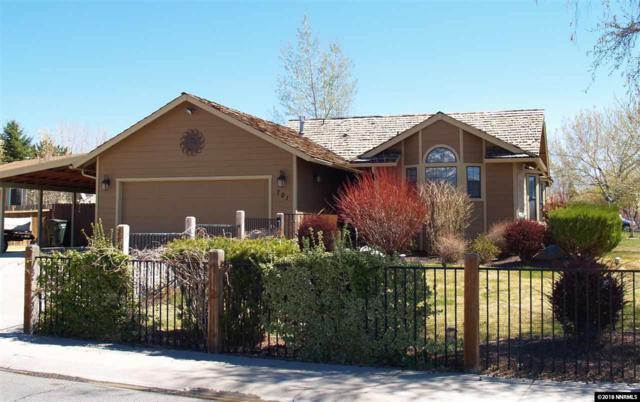 701 Hornet Drive, Gardnerville, NV 89460 (MLS #180005141) :: Marshall Realty