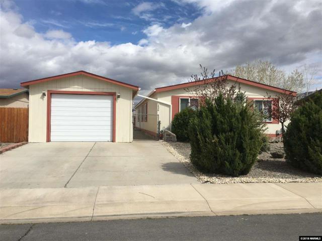 230 Glen Vista Dr, Dayton, NV 89403 (MLS #180005144) :: Harcourts NV1
