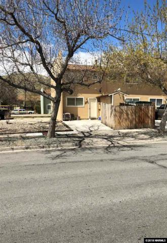 1290 S Curry Street, Carson City, NV 89703 (MLS #180005150) :: Joseph Wieczorek | Dickson Realty