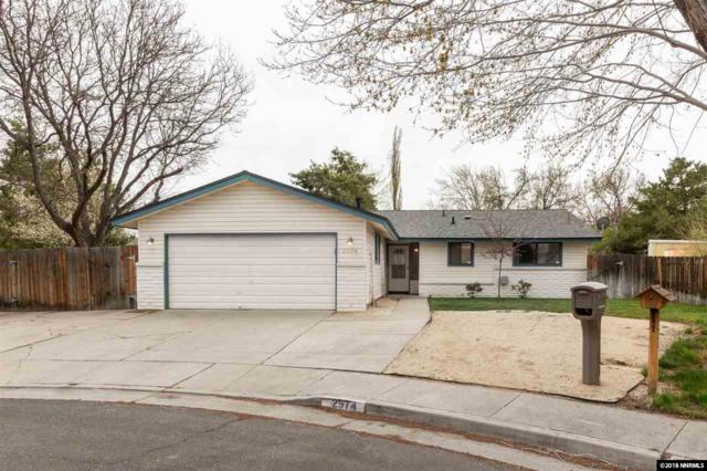 2974 S Escondido Ct, Reno, NV 89502 (MLS #180005151) :: NVGemme Real Estate