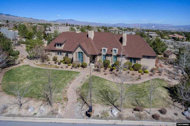 4810 S Saddlehorn Drive, Reno, NV 89511 (MLS #180005155) :: The Mike Wood Team