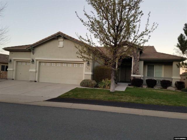 548 Echo Ridge Ct, Reno, NV 89511 (MLS #180005158) :: Joseph Wieczorek | Dickson Realty