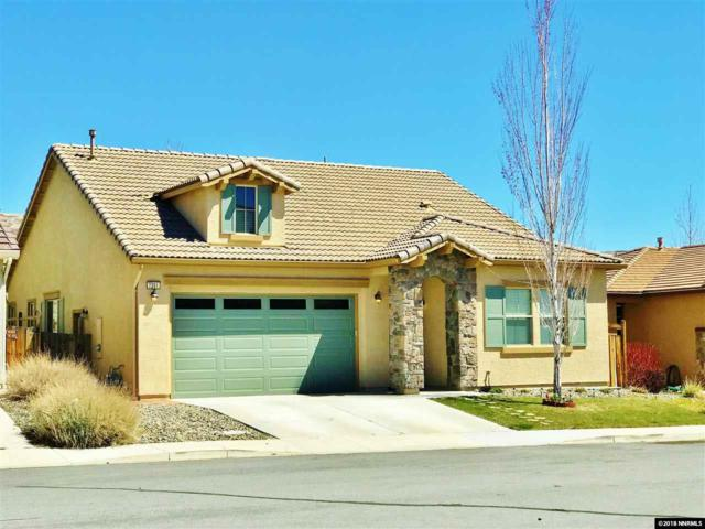 7351 Windswept Loop, Sparks, NV 89436 (MLS #180005162) :: Marshall Realty