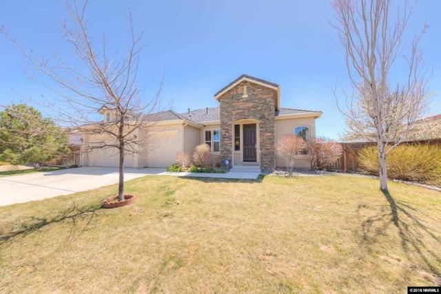 3910 Desert Fox, Sparks, NV 89436 (MLS #180005177) :: Marshall Realty