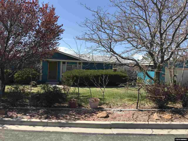 5205 Valley Hi Drive, Sun Valley, NV 89433 (MLS #180005180) :: Marshall Realty
