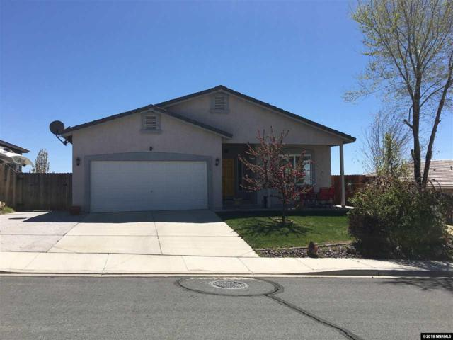 3464 Fairway Ct, Sparks, NV 89431 (MLS #180005181) :: Marshall Realty