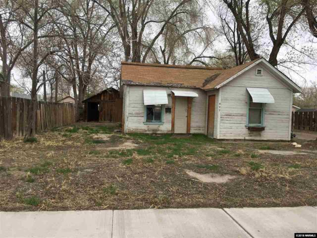 499 Humboldt St, Fallon, NV 89406 (MLS #180005187) :: NVGemme Real Estate