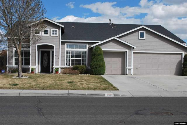 490 Occidental Drive, Dayton, NV 89403 (MLS #180005190) :: Mike and Alena Smith | RE/MAX Realty Affiliates Reno