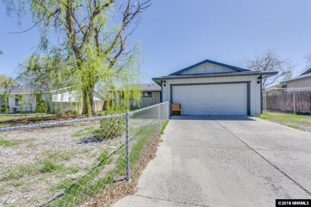 473 Sierra, Fernley, NV 89408 (MLS #180005193) :: NVGemme Real Estate