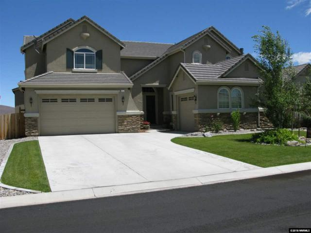 406 Armstrong Ct, Dayton, NV 89403 (MLS #180005209) :: NVGemme Real Estate