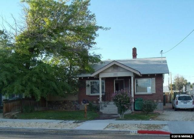 515 Burns St., Reno, NV 89502 (MLS #180005228) :: Mike and Alena Smith | RE/MAX Realty Affiliates Reno