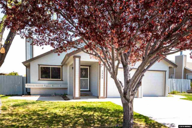 1354 Leonard Rd., Gardnerville, NV 89460 (MLS #180005232) :: Mike and Alena Smith | RE/MAX Realty Affiliates Reno