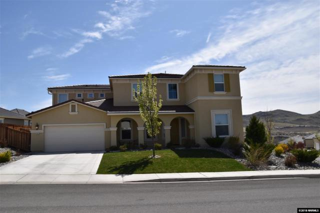 2353 Romanga Court, Sparks, NV 89434 (MLS #180005244) :: Mike and Alena Smith | RE/MAX Realty Affiliates Reno