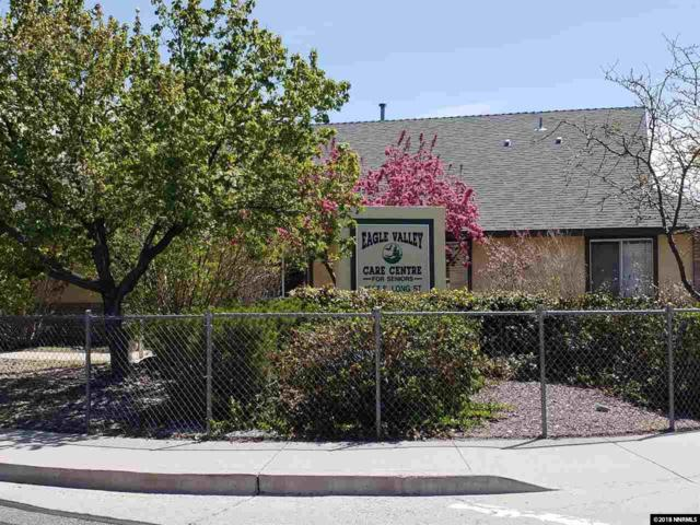1807 E Long Street, Carson City, NV 89706 (MLS #180005269) :: Ferrari-Lund Real Estate