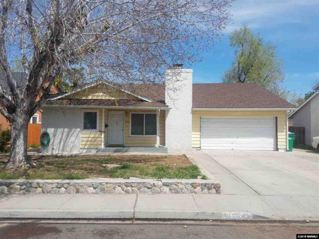 1768 Meadowvale Way, Sparks, NV 89431 (MLS #180005277) :: NVGemme Real Estate