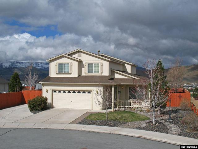 17161 Posy Lake Ct., Reno, NV 89508 (MLS #180005287) :: Mike and Alena Smith | RE/MAX Realty Affiliates Reno
