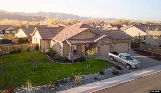 112 Eagle Brook Ln., Dayton, NV 89403 (MLS #180005291) :: Mike and Alena Smith | RE/MAX Realty Affiliates Reno