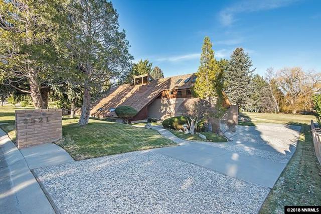 2521 Lakeridge Shores Circle, Reno, NV 89519 (MLS #180005299) :: Mike and Alena Smith | RE/MAX Realty Affiliates Reno