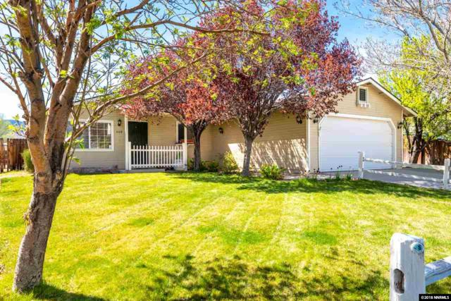 809 Overland Loop, Dayton, NV 89403 (MLS #180005300) :: Mike and Alena Smith | RE/MAX Realty Affiliates Reno