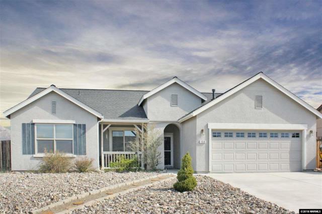 150 Pebble, Dayton, NV 89403 (MLS #180005322) :: NVGemme Real Estate