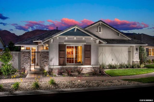 9593 Gazala Lane Lot 351, Reno, NV 89521 (MLS #180005323) :: NVGemme Real Estate