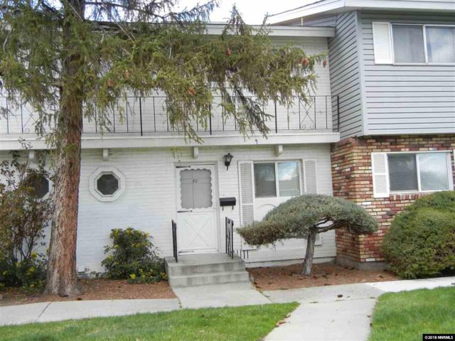 49 Smithridge Park, Reno, NV 89502 (MLS #180005337) :: Mike and Alena Smith | RE/MAX Realty Affiliates Reno