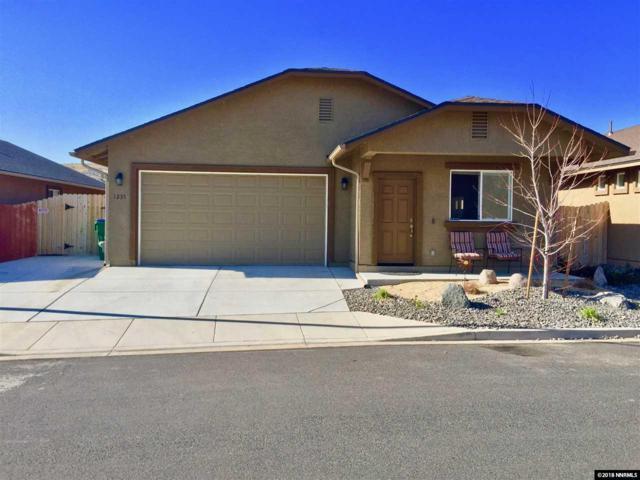 1235 Whistler Ct, Reno, NV 89506 (MLS #180005340) :: NVGemme Real Estate