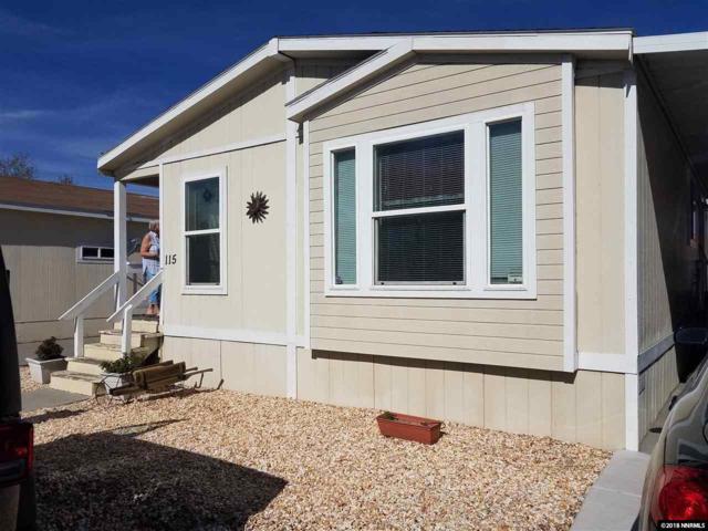 2301 Oddie Blvd #115, Reno, NV 89512 (MLS #180005342) :: The Matt Carter Group | RE/MAX Realty Affiliates