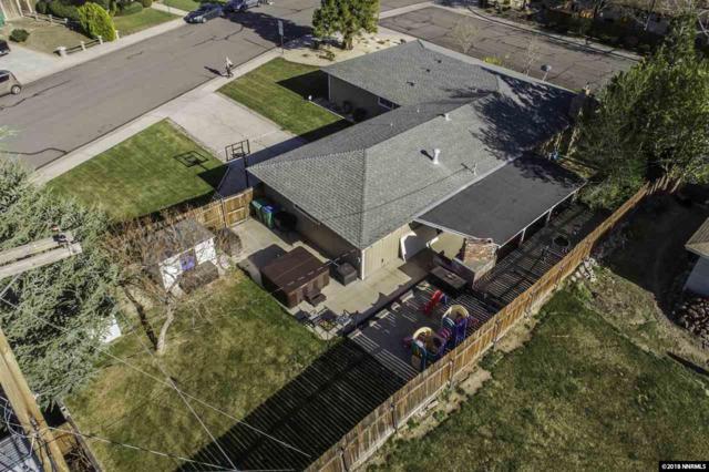 3985 Warren Way, Reno, NV 89509 (MLS #180005355) :: NVGemme Real Estate