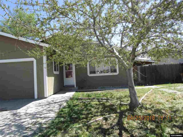 1913 Albert Street, Fallon, NV 89406 (MLS #180005358) :: Ferrari-Lund Real Estate