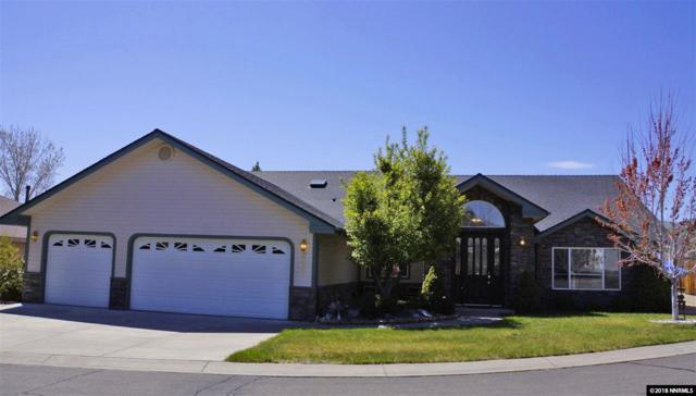 2031 Columbine Court, Carson City, NV 89703 (MLS #180005360) :: Marshall Realty