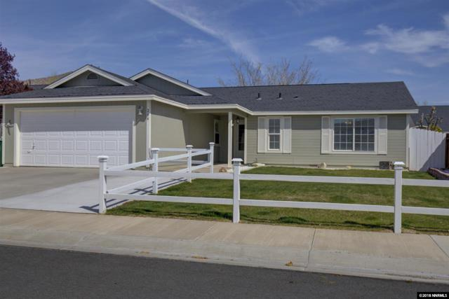 266 Monte Cristo Dr, Dayton, NV 89403 (MLS #180005363) :: Harpole Homes Nevada