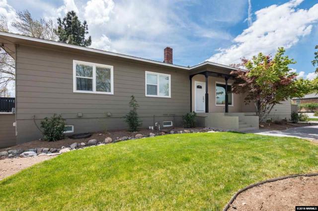 300 Morningside, Reno, NV 89519 (MLS #180005395) :: NVGemme Real Estate