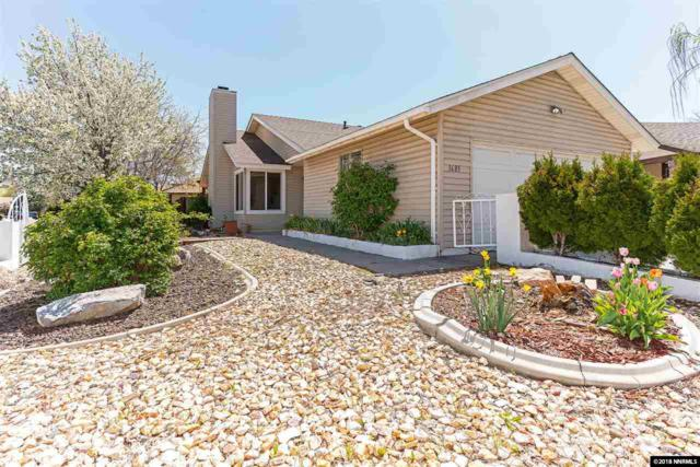 1685 O'malley Drive, Sparks, NV 89434 (MLS #180005397) :: Chase International Real Estate