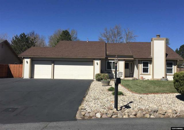12545 Creek Crest Drive, Reno, NV 89511 (MLS #180005447) :: Marshall Realty