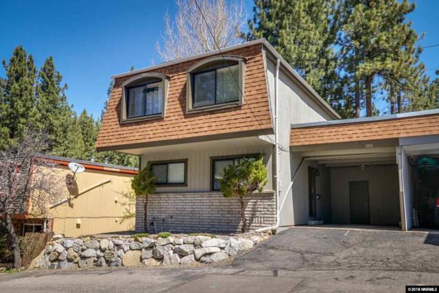 105 Gold Hill, Zephyr Cove, NV 89448 (MLS #180005464) :: Ferrari-Lund Real Estate