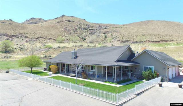 15 Wellington Cut-Off, Smith, NV 89430 (MLS #180005479) :: Marshall Realty