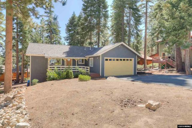 203 Nadine Ct, Incline Village, NV 89450 (MLS #180005571) :: Chase International Real Estate