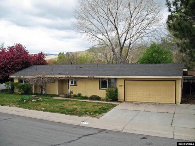 2350 Baker, Carson City, NV 89701 (MLS #180005590) :: RE/MAX Realty Affiliates