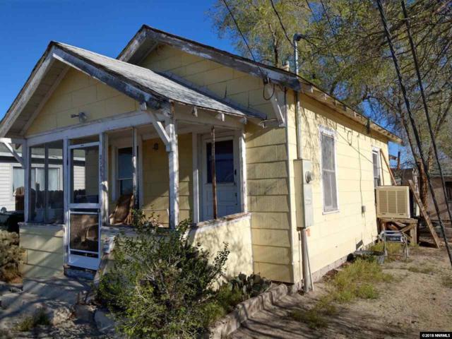 293 E A Street, Fallon, NV 89406 (MLS #180005593) :: Marshall Realty
