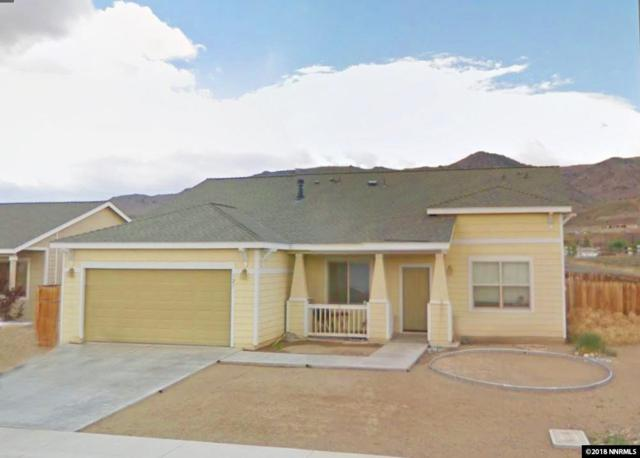 121 South End Drive, Dayton, NV 89403 (MLS #180005609) :: RE/MAX Realty Affiliates
