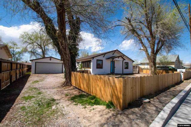 690 Wildes Street, Fallon, NV 89406 (MLS #180005648) :: Marshall Realty