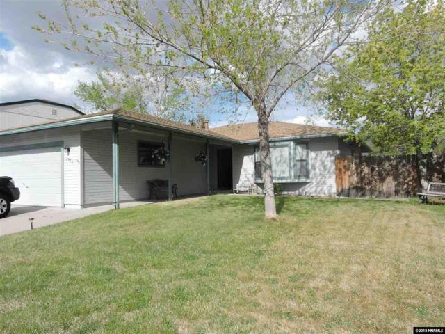 3355 Kitchen Dr, Carson City, NV 89701 (MLS #180005691) :: Marshall Realty