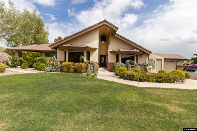 4623 Conte Drive, Carson City, NV 89701 (MLS #180005707) :: Ferrari-Lund Real Estate